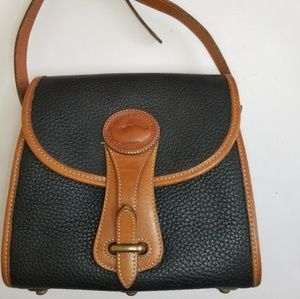 DOONEY & BOURKE Leather Vintage Essex Bag